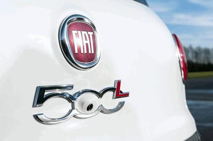 2014 Fiat 500L - UK version 14