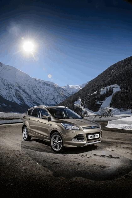 2014 Ford Kuga Titanium X Sport - UK version 1