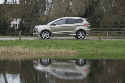2014 Ford Kuga Titanium X Sport - UK version 5