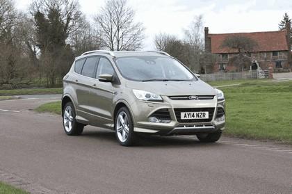 2014 Ford Kuga Titanium X Sport - UK version 7