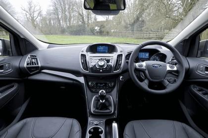 2014 Ford Kuga Titanium X Sport - UK version 11