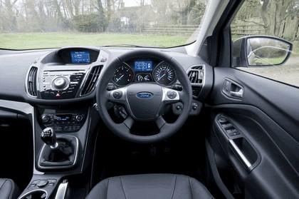 2014 Ford Kuga Titanium X Sport - UK version 12