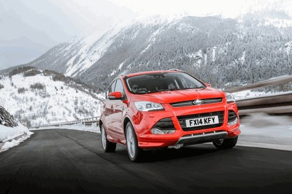 2014 Ford Kuga Titanium X Sport - UK version 13