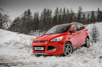 2014 Ford Kuga Titanium X Sport - UK version 14