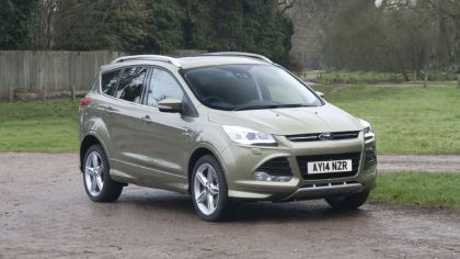 2014 Ford Kuga Titanium X Sport - UK version 5