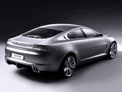 2007 Jaguar C-XF concept 10