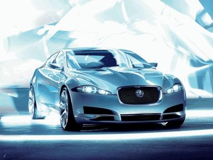 2007 Jaguar C-XF concept 12