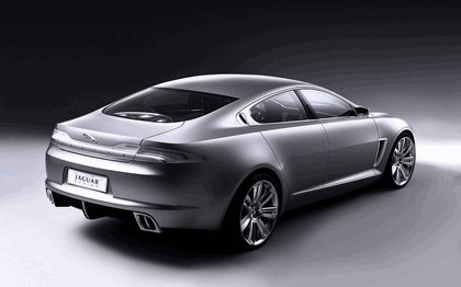 2007 Jaguar C-XF concept 38
