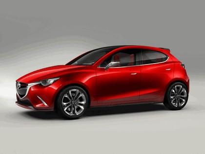 2014 Mazda Hazumi concept 1
