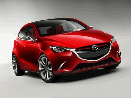 2014 Mazda Hazumi concept 2
