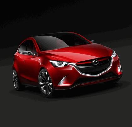 2014 Mazda Hazumi concept 5