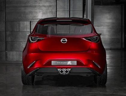 2014 Mazda Hazumi concept 17