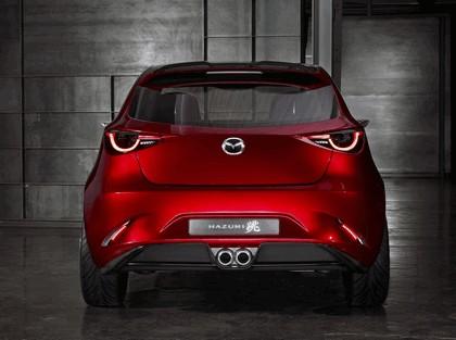 2014 Mazda Hazumi concept 18