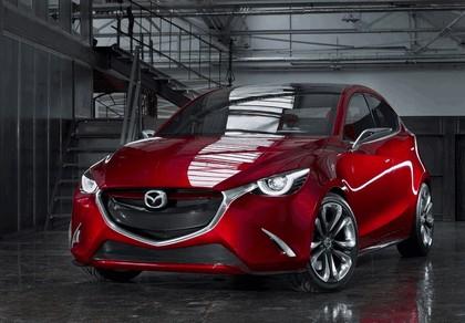 2014 Mazda Hazumi concept 20