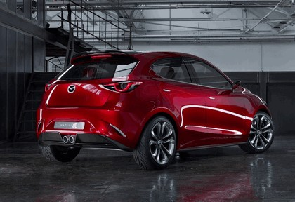 2014 Mazda Hazumi concept 21