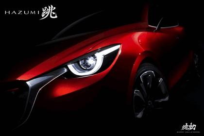 2014 Mazda Hazumi concept 57
