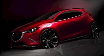 2014 Mazda Hazumi concept 64