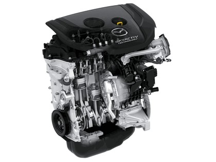 2014 Mazda Hazumi concept 70