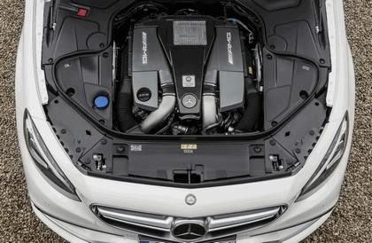 2014 Mercedes-Benz S63 ( C217 ) coupé 12