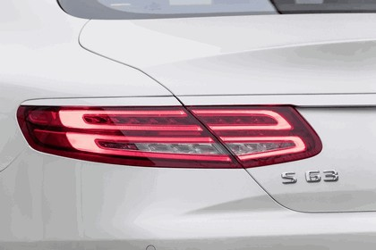 2014 Mercedes-Benz S63 ( C217 ) coupé 18