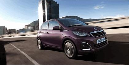 2014 Peugeot 108 1