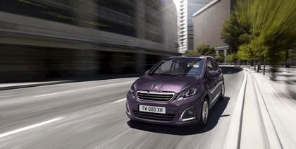 2014 Peugeot 108 2