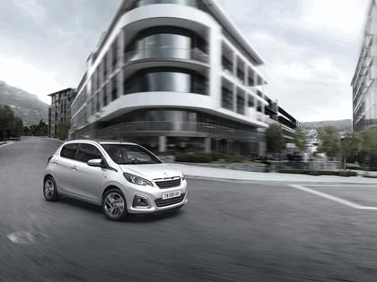 2014 Peugeot 108 12