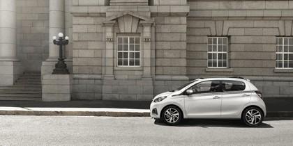 2014 Peugeot 108 14