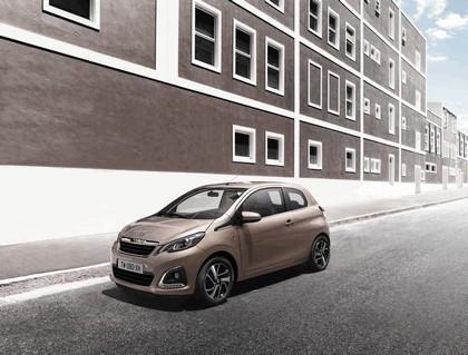 2014 Peugeot 108 19