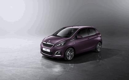 2014 Peugeot 108 22