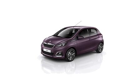 2014 Peugeot 108 26