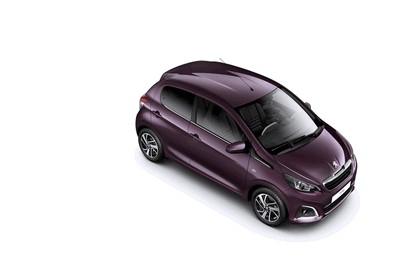 2014 Peugeot 108 29