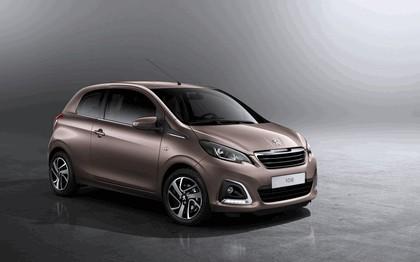 2014 Peugeot 108 34