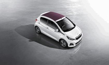 2014 Peugeot 108 36
