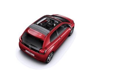2014 Peugeot 108 50