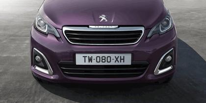2014 Peugeot 108 62