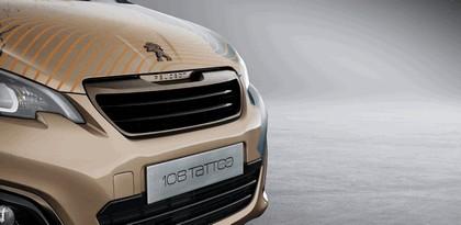 2014 Peugeot 108 Tattoo concept 2