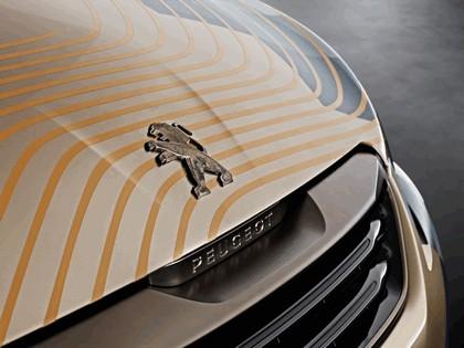 2014 Peugeot 108 Tattoo concept 3