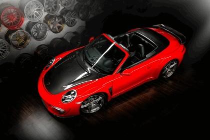2014 Porsche 911 ( 991 ) Stinger Cabrio by TopCar 1