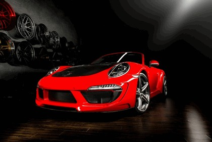 2014 Porsche 911 ( 991 ) Stinger Cabrio by TopCar 3