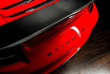 2014 Porsche 911 ( 991 ) Stinger Cabrio by TopCar 8