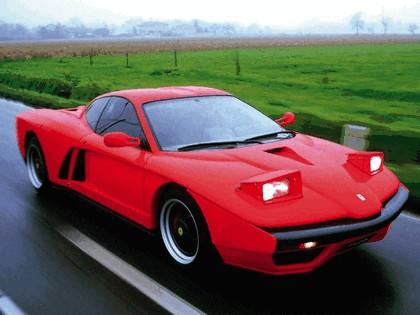 1993 Ferrari FZ93 by Zagato 10
