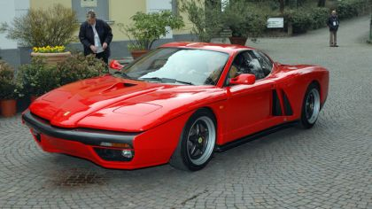 1993 Ferrari FZ93 by Zagato 1