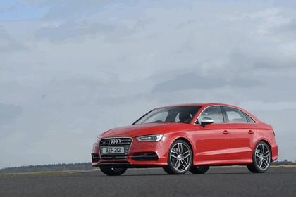 2013 Audi S3 saloon - UK version 1