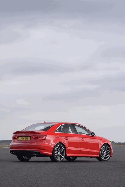2013 Audi S3 saloon - UK version 3