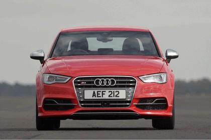 2013 Audi S3 saloon - UK version 4