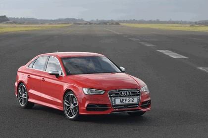 2013 Audi S3 saloon - UK version 6