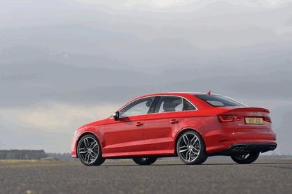 2013 Audi S3 saloon - UK version 9