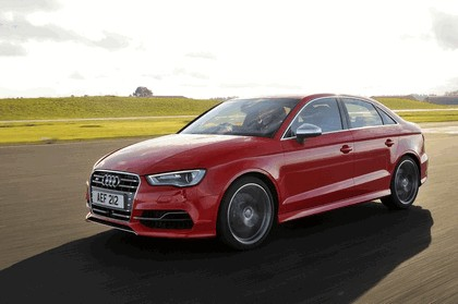 2013 Audi S3 saloon - UK version 10