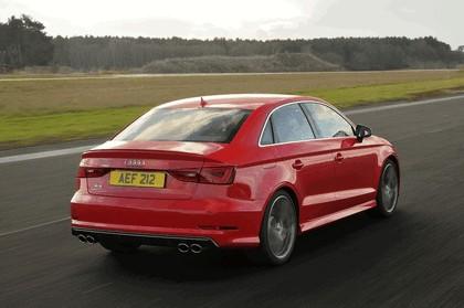 2013 Audi S3 saloon - UK version 11